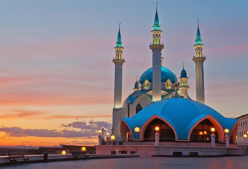 Казань — красивейший город России