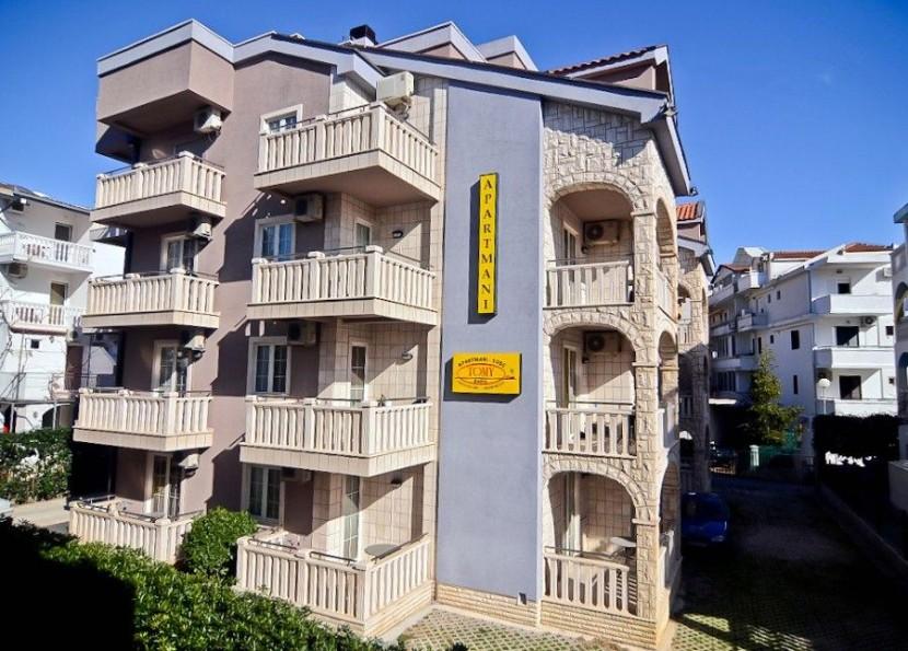 Villa tomy apart Будва Черногория