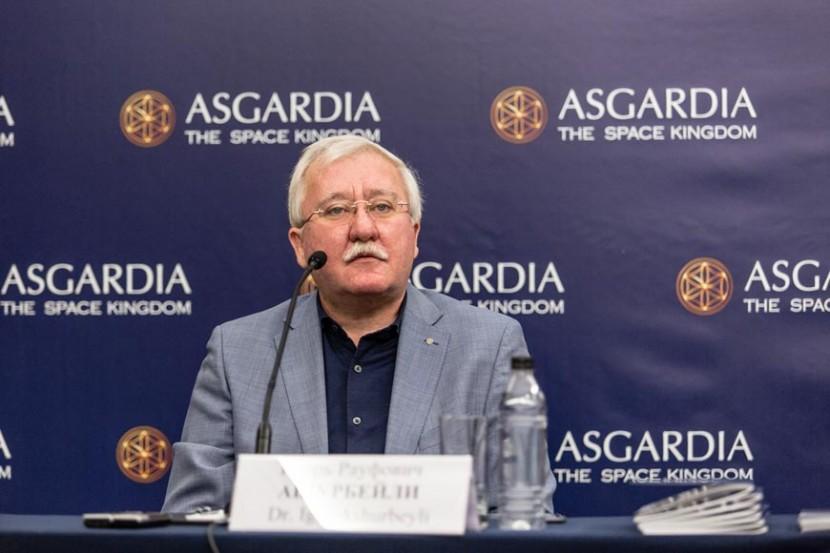 «Утро.ру»: Космический проект Асгардия: как развивается новое государство