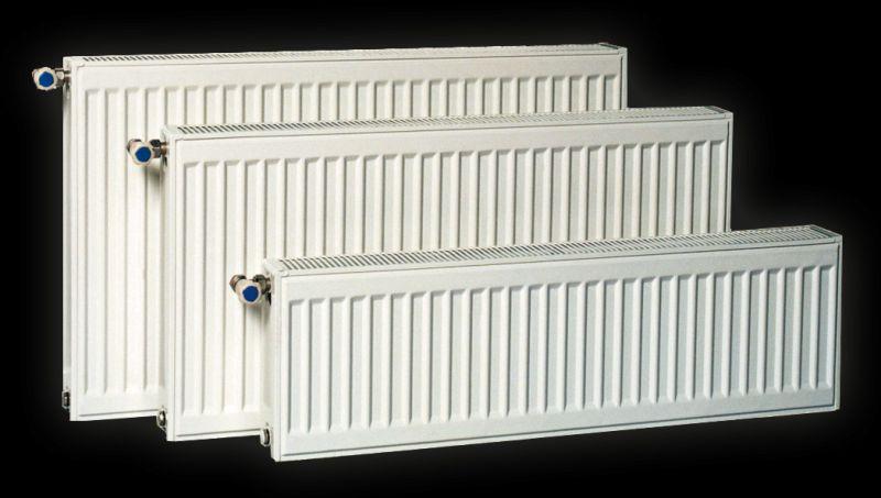 Домашнее отопление: стальные радиаторы отопления