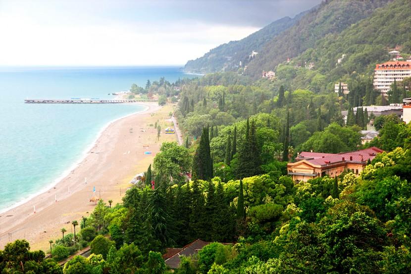 Превосходная и чудесная Абхазия