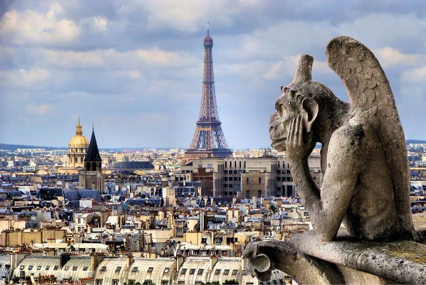 Экскурсия из Парижа в Нормандию на русском языке