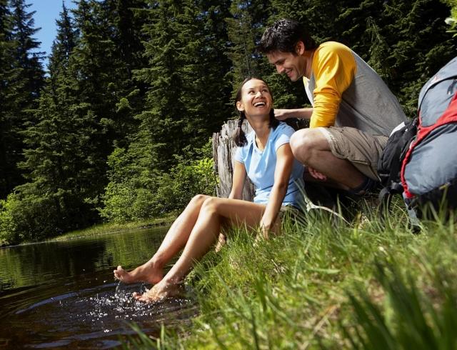 Активный отдых на природе