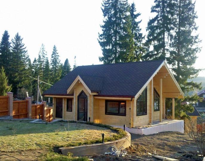 Основы строительства гостевых домов