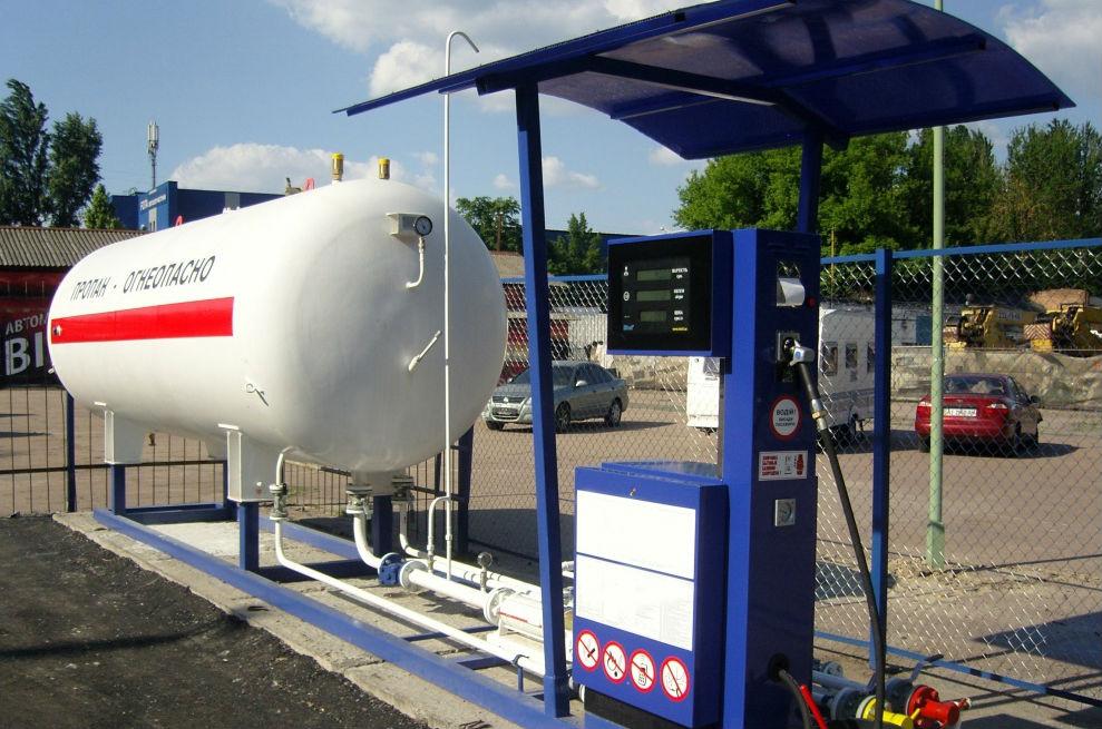 Татарстан создает сеть по заправке транспорта сжиженным природным газом