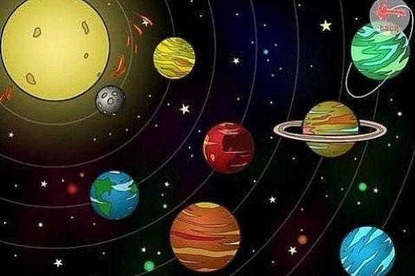 Увлекательный Космос
