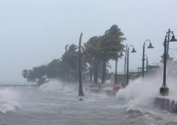 На США может обрушиться новый ураган