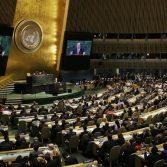 Опубликован полный список стран, которые проголосовали против подготовленной Украиной резолюции ООН по Крыму