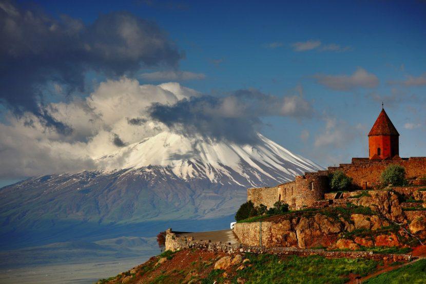 Замечательные туры в Армению