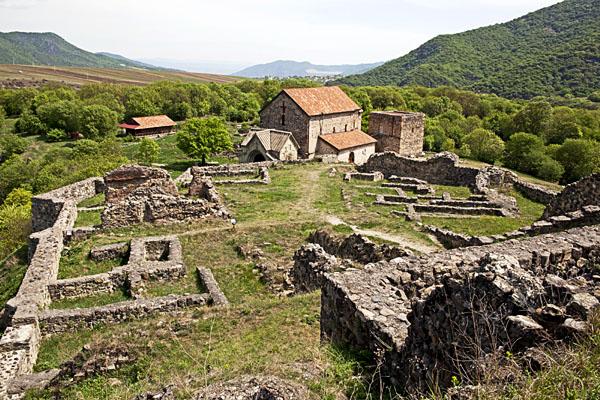Локальные перемещения по Грузии