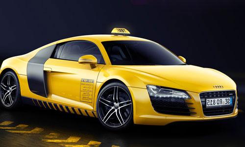 Эффективность услуг такси