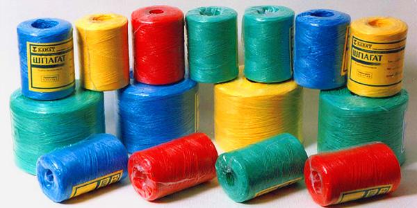 Полиамидная (капроновая) продукция. Капроновые канаты, шнуры, веревки, фалы.