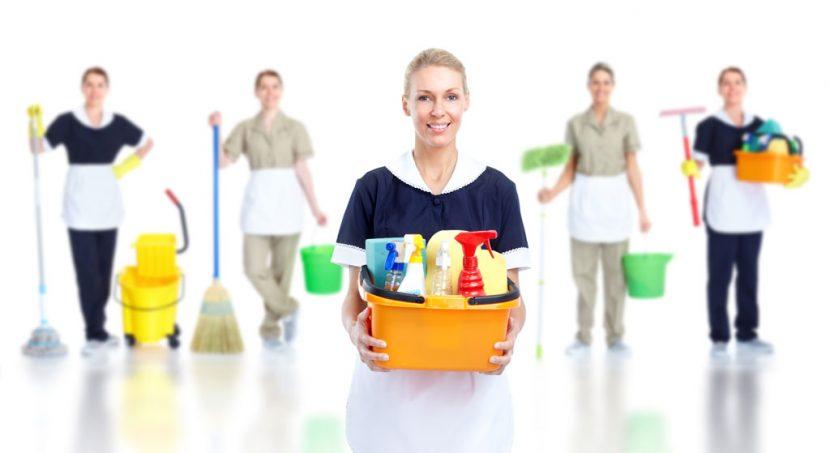 Полный комплекс профессиональных клининговых услуг по уборке объектов