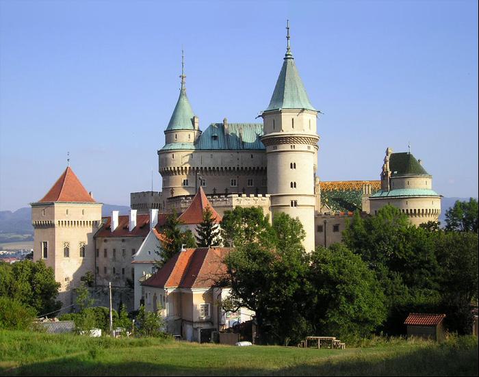 Перспективные инвестиции или как поселиться в Словакии
