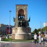 Пульс Стамбула – площадь Таксим
