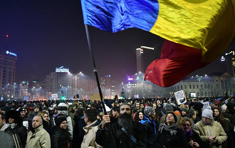 Румынский секс на улицах