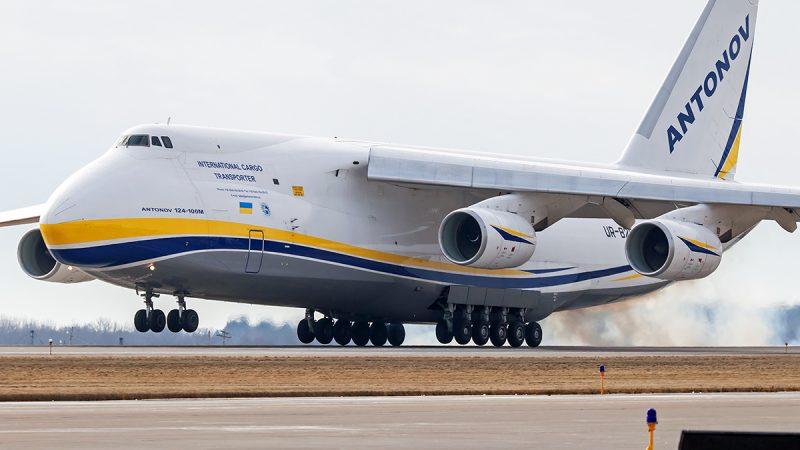 Скоро китайцы будут строить украинские самолеты