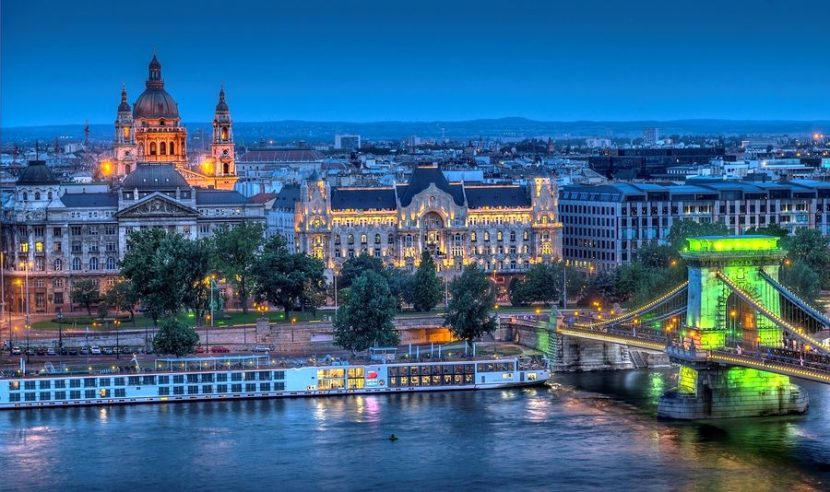 Будапешт — настоящая царица европейская