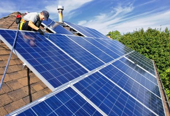 Контроллер оптимизирует работу солнечной батареи