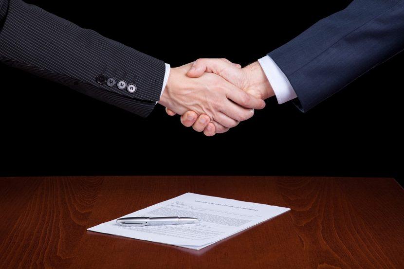 Регистрация договора купли-продажи