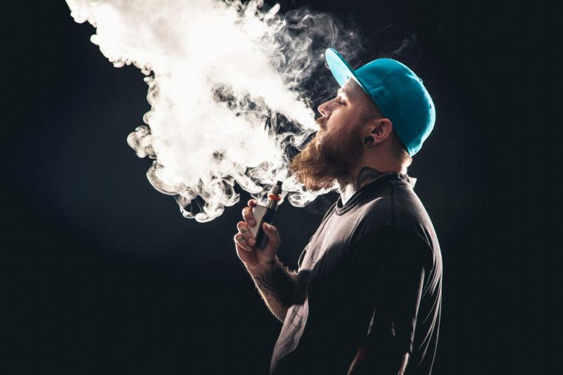 Курить не модно, лучше парить!