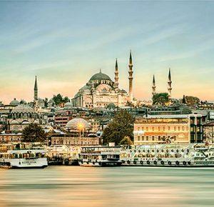 Невозмутимый Стамбул