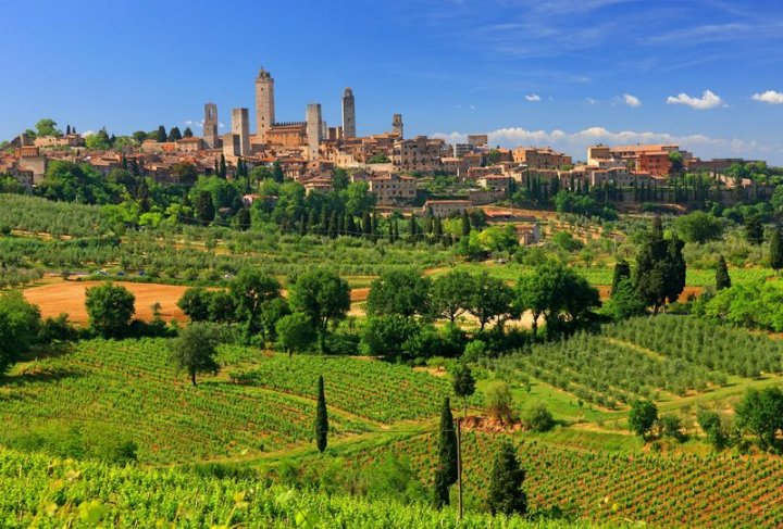 Ключевые моменты итальянского туризма