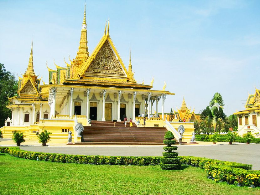Поговорим о Камбодже