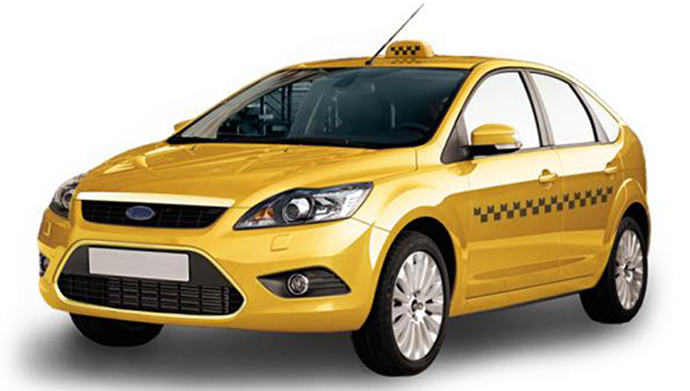 Водитель такси королев