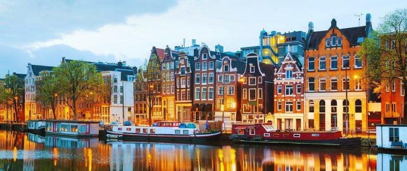 Особенности попадания в Амстердам