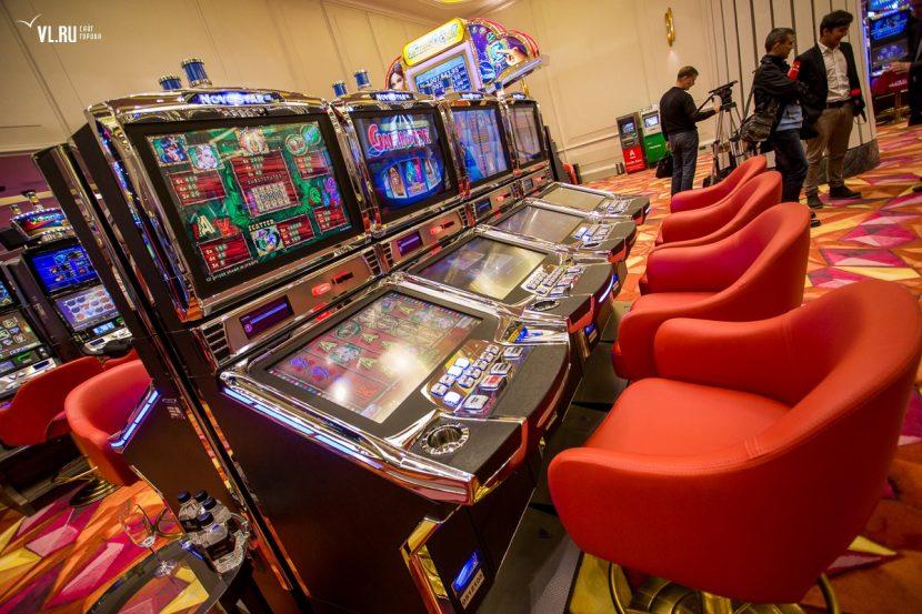 Испытайте счастье в игровых автоматах
