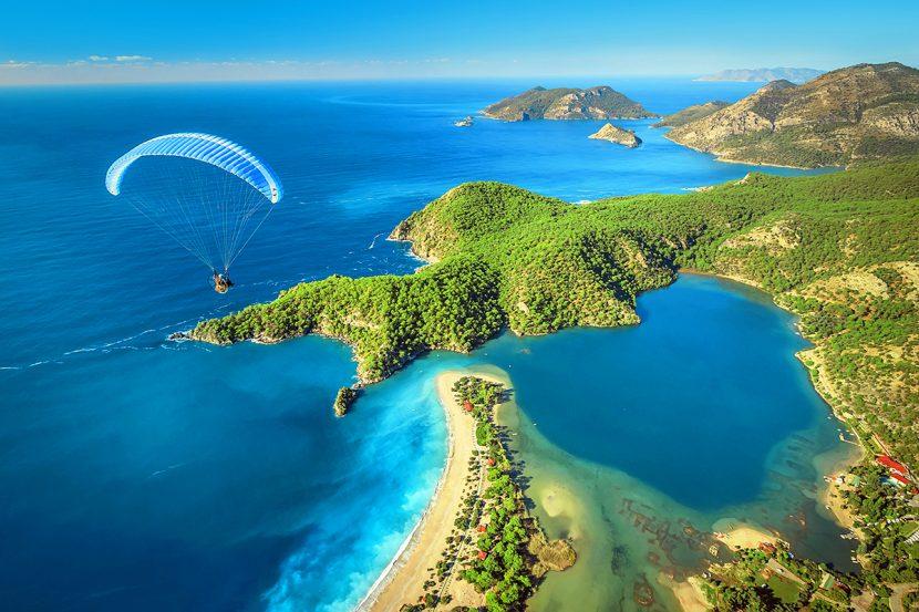Востребованные курорты Турции