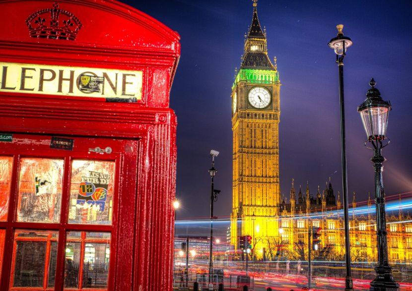 Идилия и богатство Великобритании