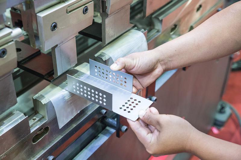Производство оборудования для вентиляции и металлообработка