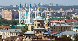 Посещение достопримечательностей Казани