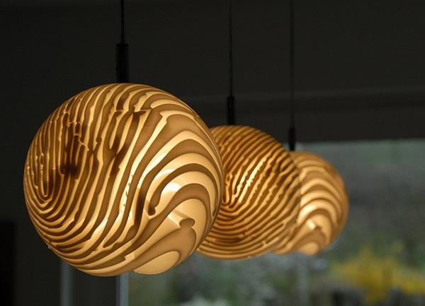 Дизайнерские светильники: незабываемая атмосфера