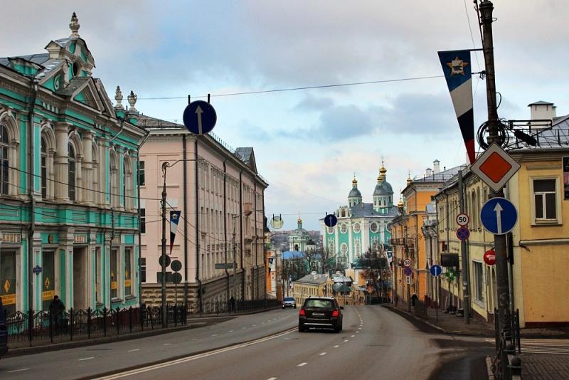 Смоленск — славный город!
