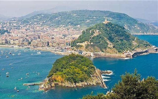 Курортные побережья Испании