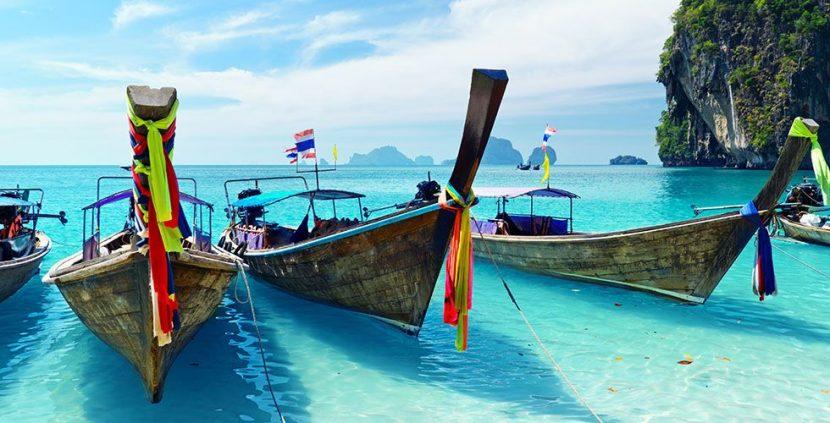 Путешествие к морю. Тайланд и его красоты