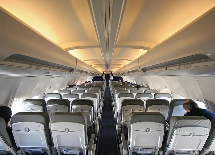 Схема Boeing 737–500: лучшие места в самолете