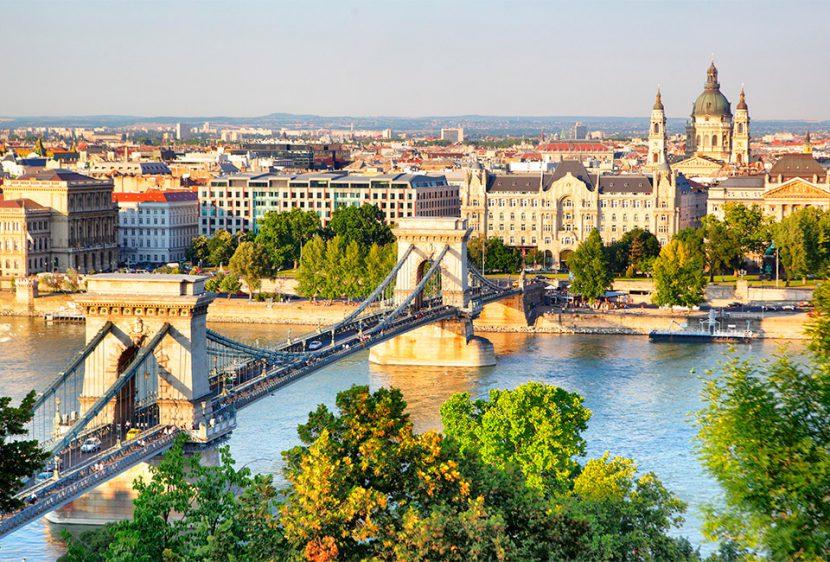 Путешествие в прекрасную Венгрию и Будапешт