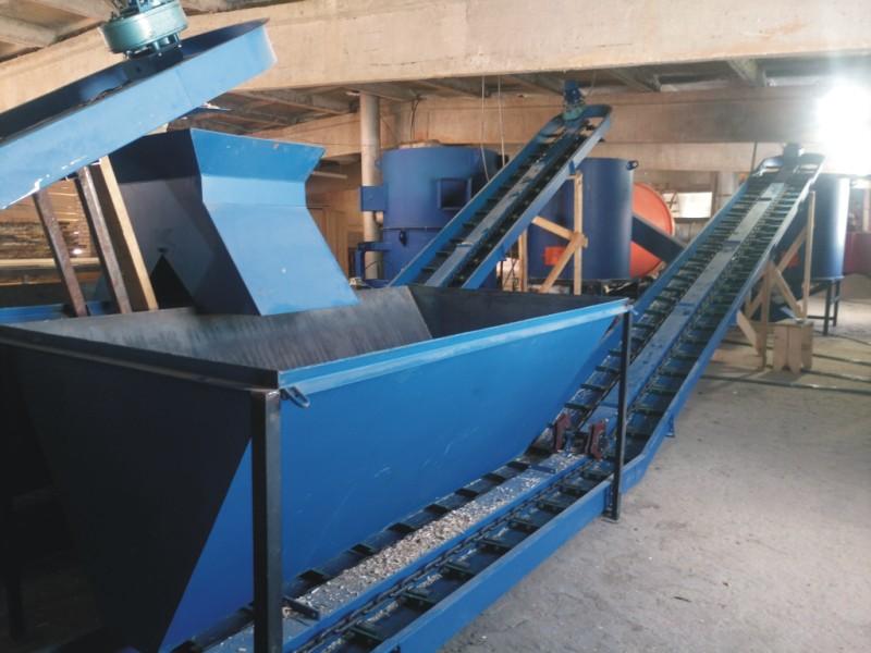 Оборудование для производства топливных гранул