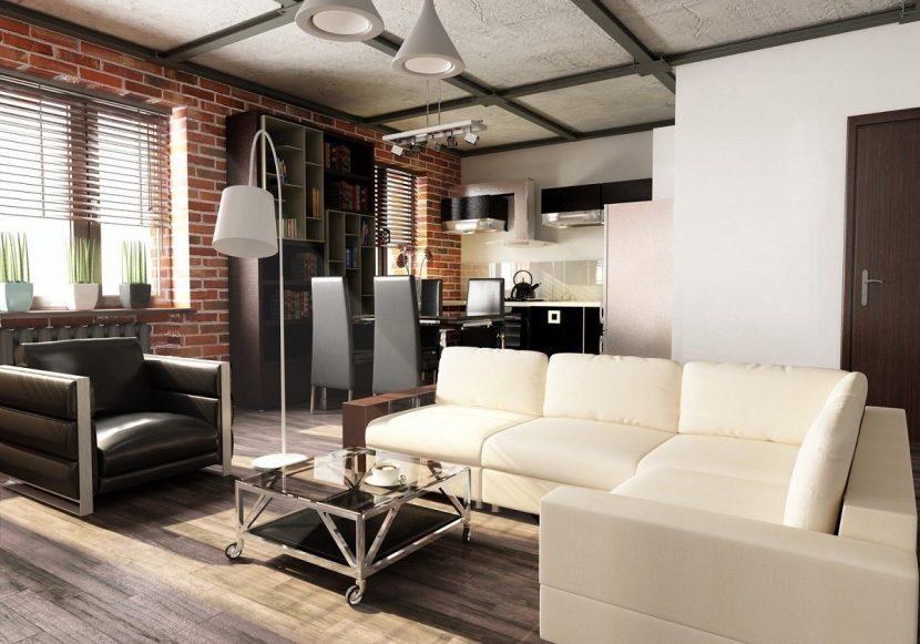 Самые оригинальные идеи дизайна квартиры-студии
