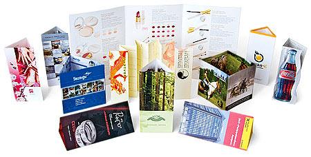 Брошюры и буклеты: основные отличия и особенности полиграфической продукции