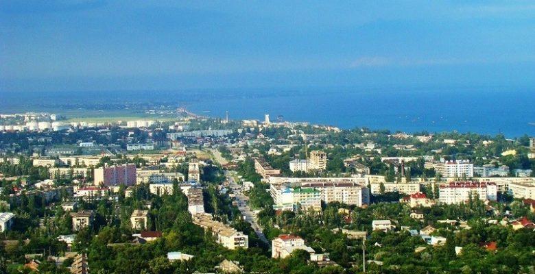 Золотые пляжи Крыма