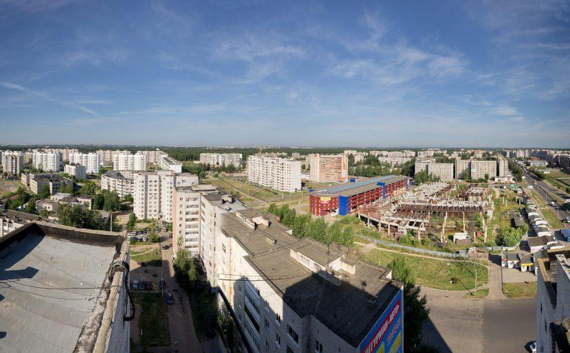 Особенный город Ярославль