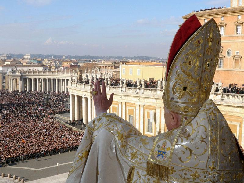 Самая карликовая страна — Ватикан