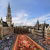 Путешествие в красочную Бельгию