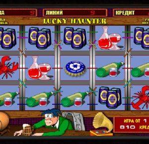 Играйте бесплатно в игровой автомат Лаки Хантер