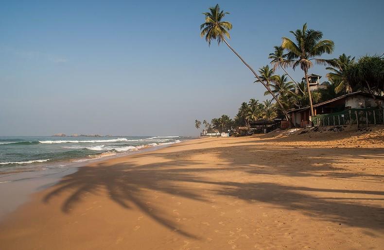 Пляжный отдых на Новый 2019 Год